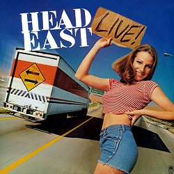 Head East Live! - A&M Records 1979