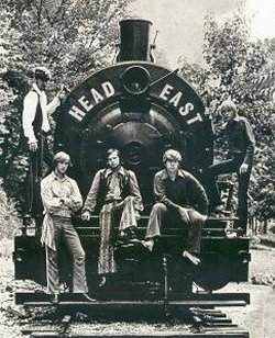 First Head East Publicity Photo 1969