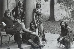 Band Publicity Photo 1973