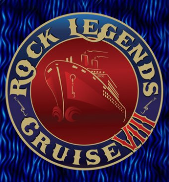 Rock Legends Cruise VIII - Deck Stage - 28 Feb 2020