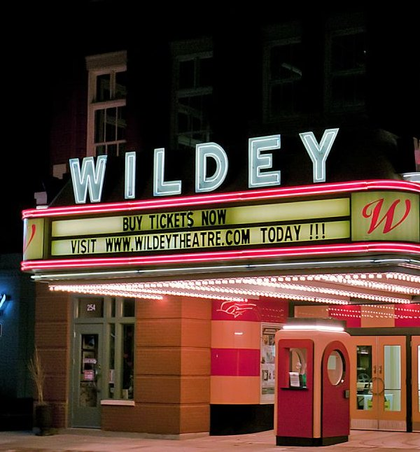 Wildey Theatre - Edwardsville, IL