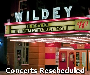 The Head East concerts at the Wildey Theatre have been moved to July 23rd & 24th